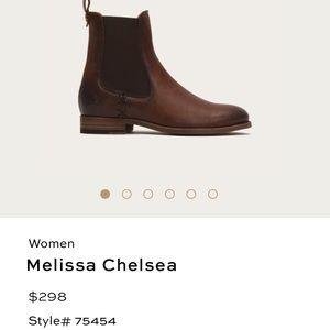 Frye Melissa Chelsea Boot